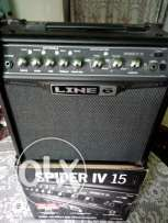 Line 6 amp multi effects