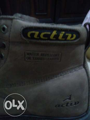 Activ sefty Boots made in usa ،،،