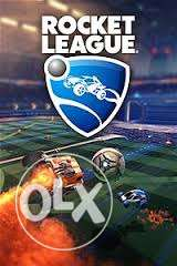 primary account عليه لعبة rocket league ps4 دهشور -  2