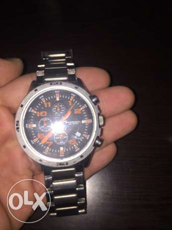 watch fossil