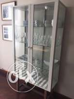 IKEA Stockholm Glass Cabinet