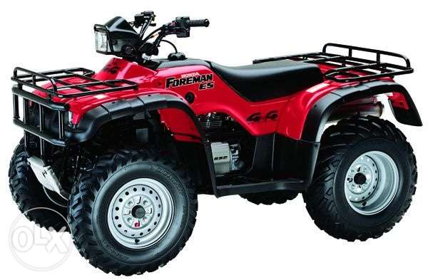 beach buggy honda 450 cc ES 4*4 model 2000