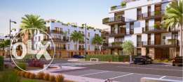 Apartment 209m for sale in Courtyards Westown Sodic Sheikh zayed