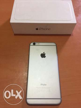 iphone 6 plus 64 gb black&gray السادات -  3