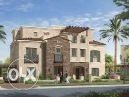 twin house at mivida prime location 355m