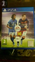 Fifa 16 almost new for PS4