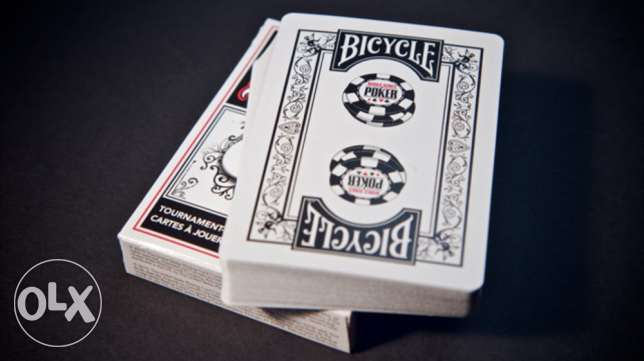 bicycle poker card edition ( playing cards )