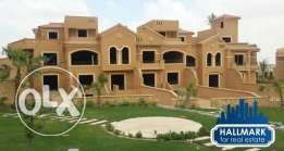 Leena Springs New Cairo,Twin House in a Compound for Sale
