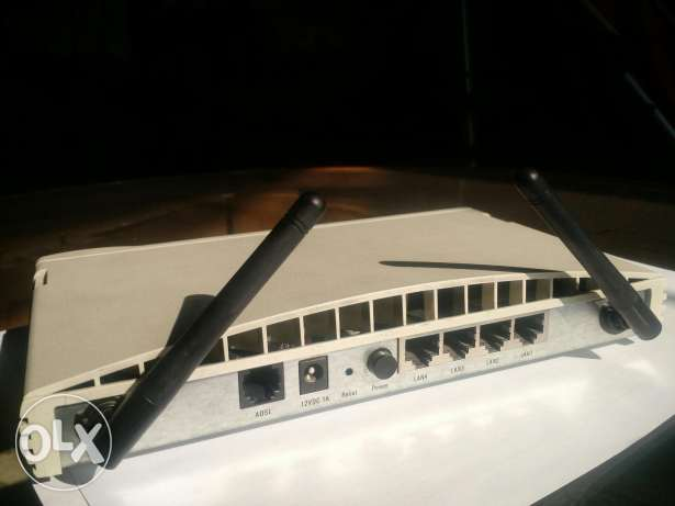 [Need to fix] my 3Com Office connect wireless router مصر الجديدة -  2
