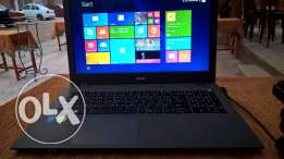 Gaming laptop from acer