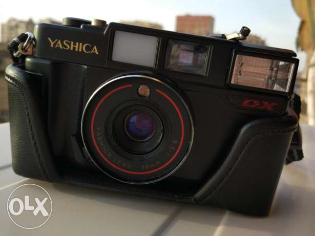 Yashica MF-2 Super