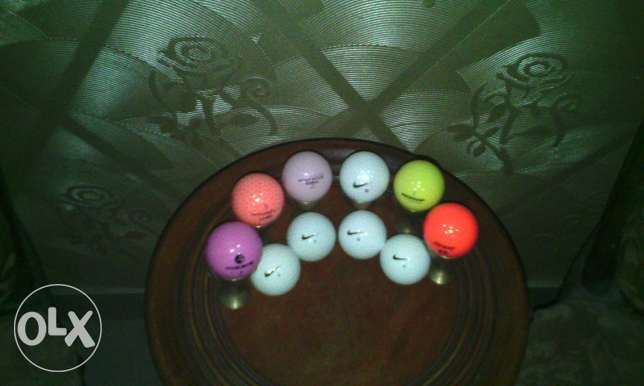 Golf Balls all size many colours