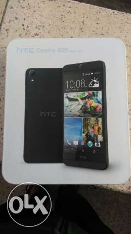 Htc 826 black & gray