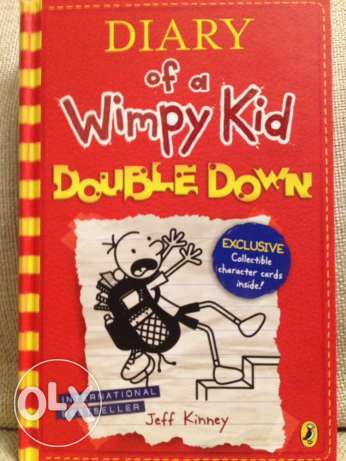 orgenal Diary of a wimpy kid Double Down