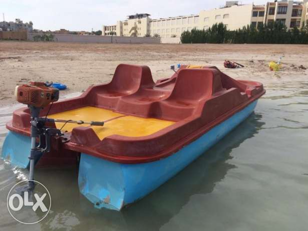 In Hurghada for sale catamaran, second hand, made in Germany, 3,5 CC الغردقة -  5