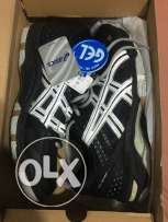 Asics Shose 4 Sqwash, Volly, Hand Ball size 45 -46