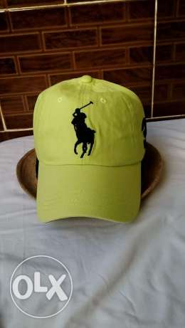 Cap polo ralph lauren original كاب بولو الوراق -  4