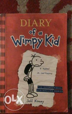 Wimpy kid pack 3 books البساتين -  3