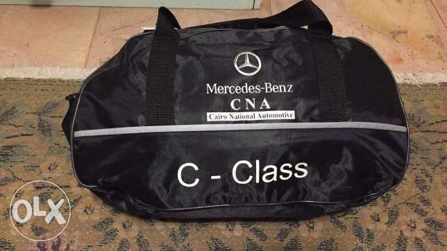 Mercedes C-Class Original Cover