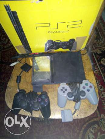 Ps2 hard & cd