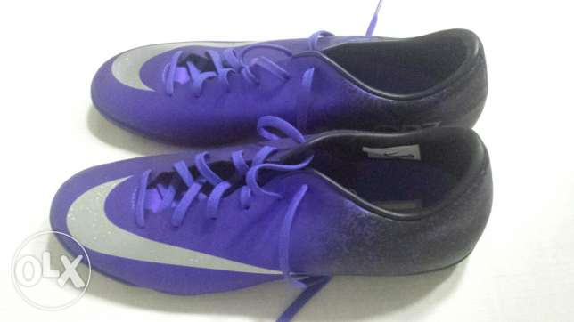 New Nike football Shoes Not Used
