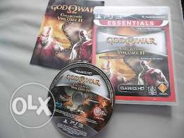 PS3 God Of War Collection Volume II