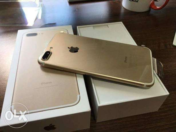 i phone 7 plus 128 New all Colours المعادي -  2