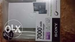Sony USB Portable Charger 7000mAh