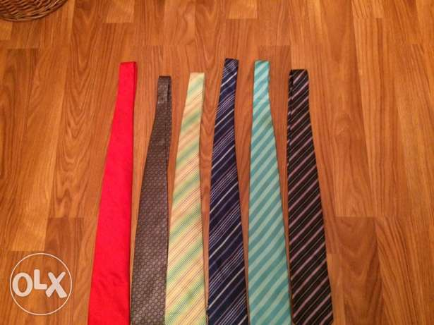 ties like new