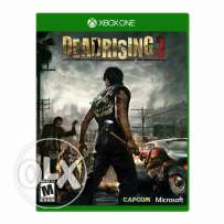 Deadrising 3 for Xbox one.