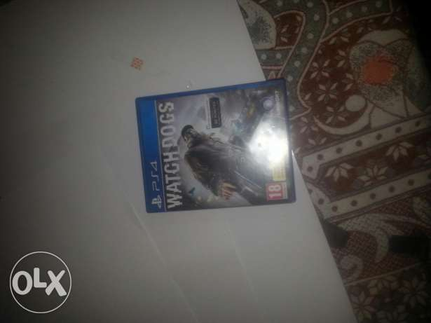 Watch dogs 1 ps4 لبدل