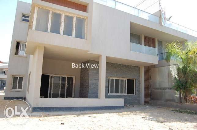 zayed dunes twin house for sale 6 أكتوبر -  3
