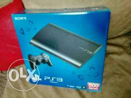 Ps3 super slim 500G like new