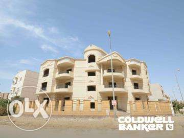 Apartment located in New Cairo for sale 322 m2, West ElGolf