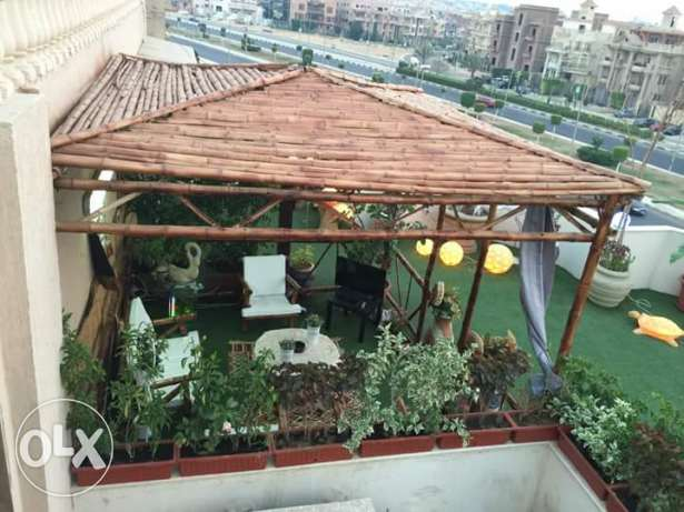 Penthouse For Sale In New Cairo Super Lux Finished