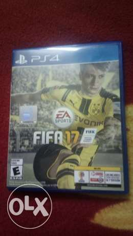 Fifa 17, PS4, R all.