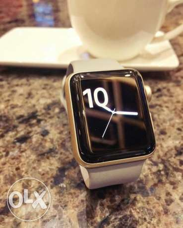 Apple Watch 38mm As new