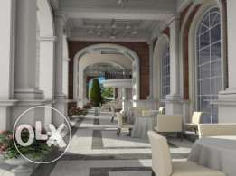 Apartment located in New Cairo for sale 188 m2, 0 bathrooms, 0 bedroom