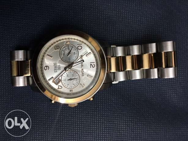 Michael Kors original watch (Series 100) فيصل -  2