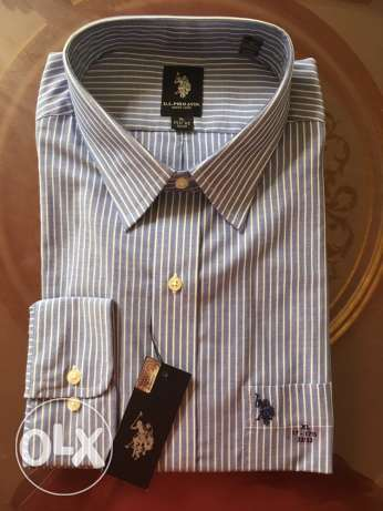 Original uspolo shirts size M,Xl,Xxl with old prices for 600 LE