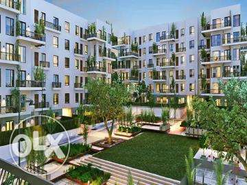 Apartment located in New Cairo for sale Eastown