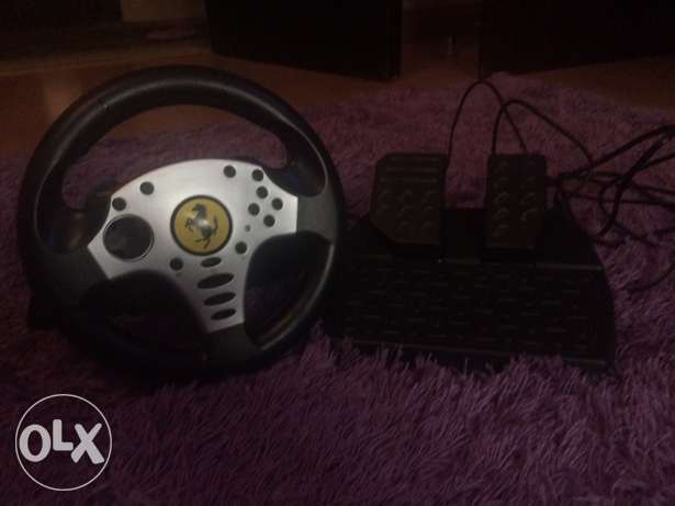 Thrustmaster Racing Wheel Ferrari