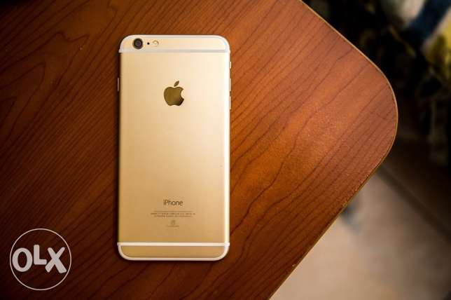 iPhone 6s Plus gold Zeroooooo