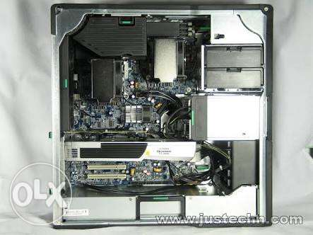 HP Workstation z600 - Xeon Quad-Core
