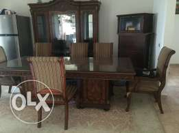 Egyptian designed classic dining room for sale.. Alexandria.