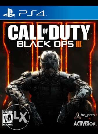 call of duty black ops 3 (cd) for ps4