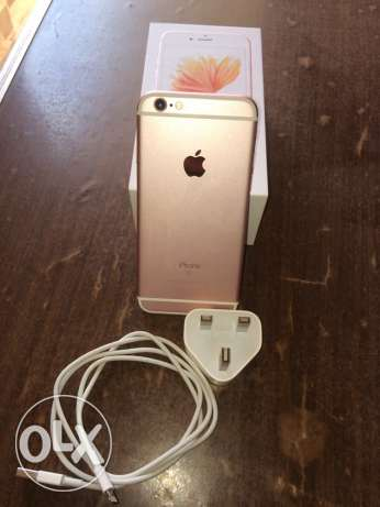 iphone 6s rose gold 64 giga الإسكندرية -  2