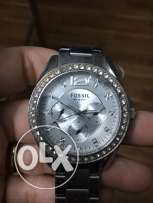 fosil used watch