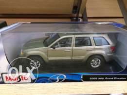 Jeep Grand Cherokee Diecast scale 1:18