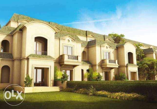 Town house for sale at (Laviner sabour ) new cairo 350 mtr land- التجمع الخامس -  3